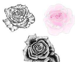 #32 for Draw different roses by PsychGeek