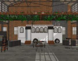 nº 5 pour 3d Rendering of Boutique Space par Antonaq