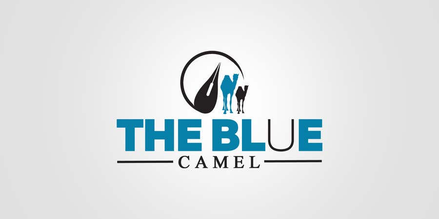 Konkurrenceindlæg #10 for Blue Camels Logo