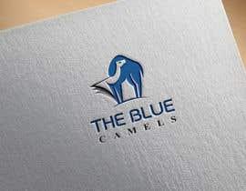 #21 for Blue Camels Logo af AVILASA129