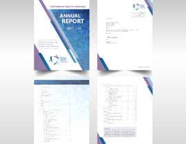 #24 for Design our annual report cover and inside page template by cjsevilleja