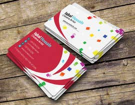 #52 for Visting Card design by Iqba343