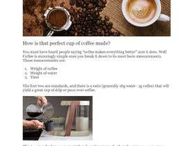 #5 para Blog Posts about coffee de anshurexj