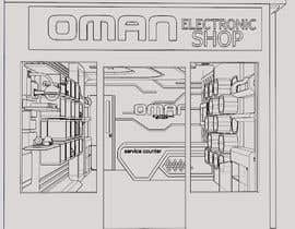 nº 17 pour Technology shop Interior Design par smarkies