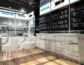 nº 26 pour Technology shop Interior Design par Wenikafiverr