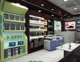 nº 29 pour Technology shop Interior Design par mdshikot422