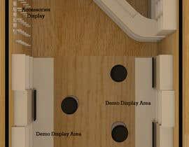 nº 12 pour Technology shop Interior Design par mssisilya
