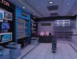 Nro 23 kilpailuun Technology shop Interior Design käyttäjältä mdshagor422
