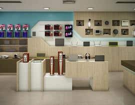 nº 35 pour Technology shop Interior Design par MSdesign1