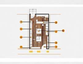 nº 37 pour Technology shop Interior Design par khaledald96