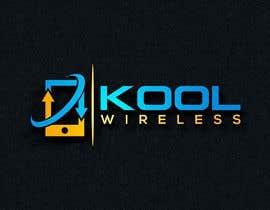 #220 for Design a Logo kool wireless af LogoExpert24