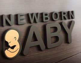 #24 untuk Braggin' Baby Logo oleh lookandfeel2016
