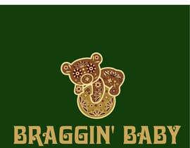 #30 untuk Braggin' Baby Logo oleh darkavdark