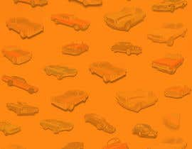 #23 สำหรับ Background  Skin / Collage needed of Muscle Car Pattern / Arrangement โดย Adnanhabib02