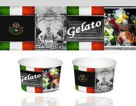 #16 for Mockup Packaging Designs for ice cream cup af AlenaPolyah
