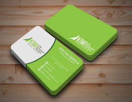 #340 for VERY PROFESSIONAL BUSINESS CARD by SondipBala