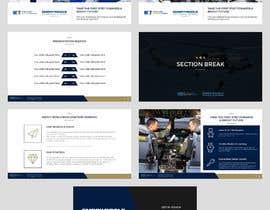 Nro 13 kilpailuun Design a Powerpoint template for Worldwide Aviation Training käyttäjältä hkkmalinda