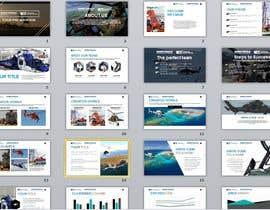 Nro 20 kilpailuun Design a Powerpoint template for Worldwide Aviation Training käyttäjältä jborgesbarboza