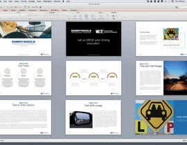 Nro 9 kilpailuun Design a Powerpoint template for Worldwide Aviation Training käyttäjältä umar1973
