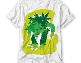 #48 for Design a T-Shirt relating to Australia and Cannabis by ratnakar2014