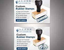 #32 for Custom Stamps AdWords Banners (10 Sizes) by rizoanulislam