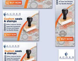 #65 for Custom Stamps AdWords Banners (10 Sizes) by angiras23