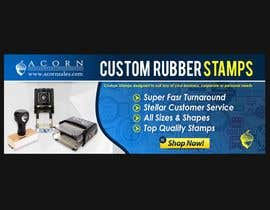 #57 for Custom Stamps AdWords Banners (10 Sizes) by arshh24