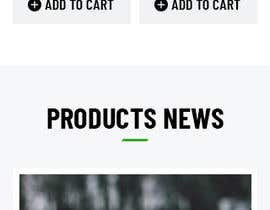 #41 for Design wireframe of E-commerce website by nizagen