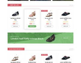 #11 for Design wireframe of E-commerce website by adixsoft