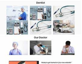 #8 for dentistWebsite by gourangoray523