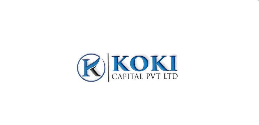 Konkurrenceindlæg #80 for koki capital pvt ltd