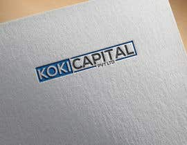 #89 for koki capital pvt ltd af Graphicbd35