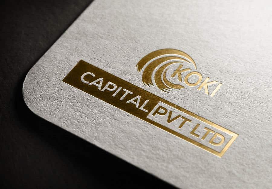 Konkurrenceindlæg #70 for koki capital pvt ltd