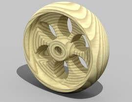 Nro 62 kilpailuun wheel design for board game käyttäjältä rickq