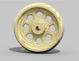 Nro 65 kilpailuun wheel design for board game käyttäjältä rickq