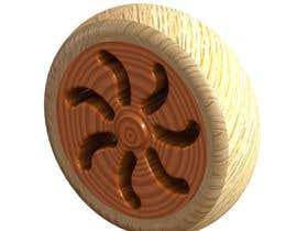 Nro 52 kilpailuun wheel design for board game käyttäjältä dedierwanto2686