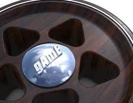 Nro 60 kilpailuun wheel design for board game käyttäjältä designindustria
