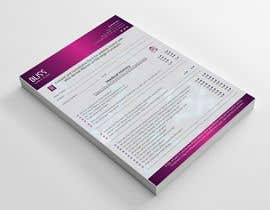 #51 for design a patient form according to brand style by runaakter2010