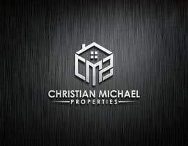#450 untuk Design a Logo for: Christian Michael Properties LLC oleh sagorak47