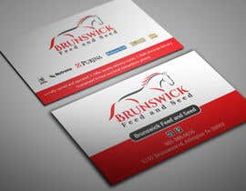 #203 for Feed Store Business Card! by BikashBapon