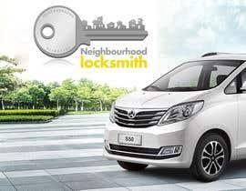 Číslo 7 pro uživatele Create pictures and banner for a locksmith website od uživatele Saifkhan39