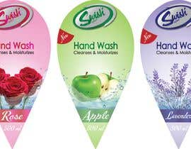 #29 per Create Print and Packaging Designs - Liquid Hand Soap Label da asadk7555