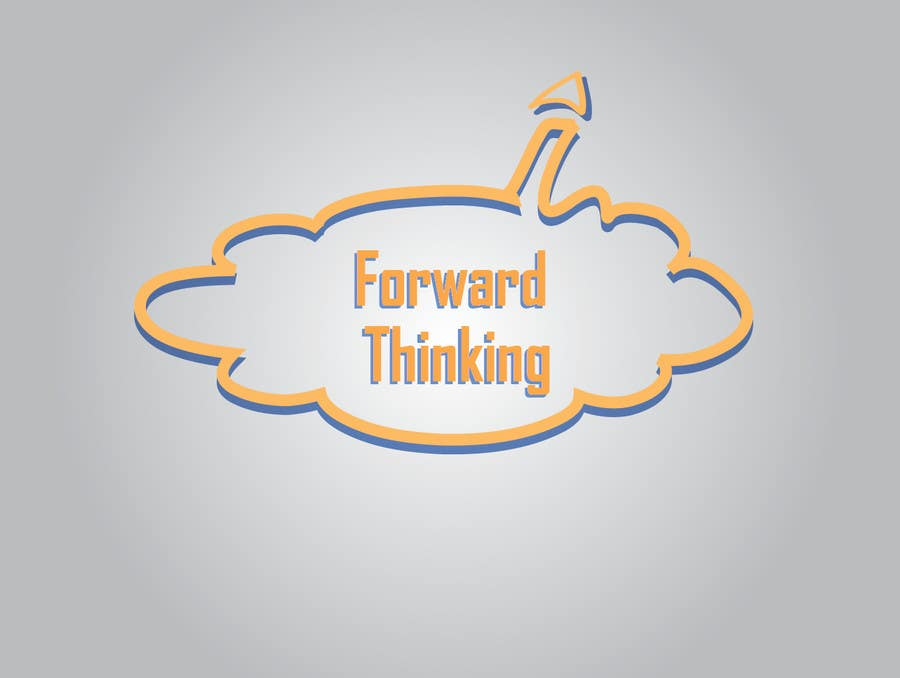 Proposition n°                                        72                                      du concours                                         Logo Design for Forward Thinking