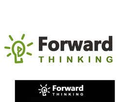 #347 para Logo Design for Forward Thinking por sat01680