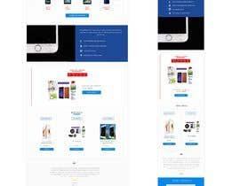 #26 for Design ideas for mobile phone repair site on PSD or any other format. by amgnim