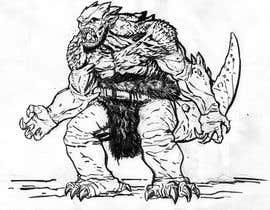 D3baser tarafından Draw a creature için no 27