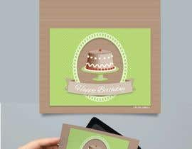 nº 28 pour BIRTHDAY GREETING CARD PROFESSIONAL par LaGogga
