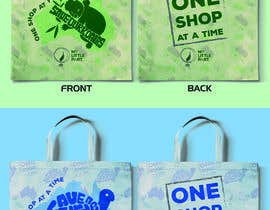 #23 for Design Reusable Shopping Bag by paufreelancerph