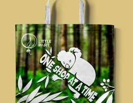 #29 for Design Reusable Shopping Bag by paufreelancerph