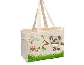 #17 for Design Reusable Shopping Bag af Zeeshannuts